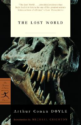 The Lost World By Doyle, Arthur Conan, Sir/ Crichton, Michael (INT)